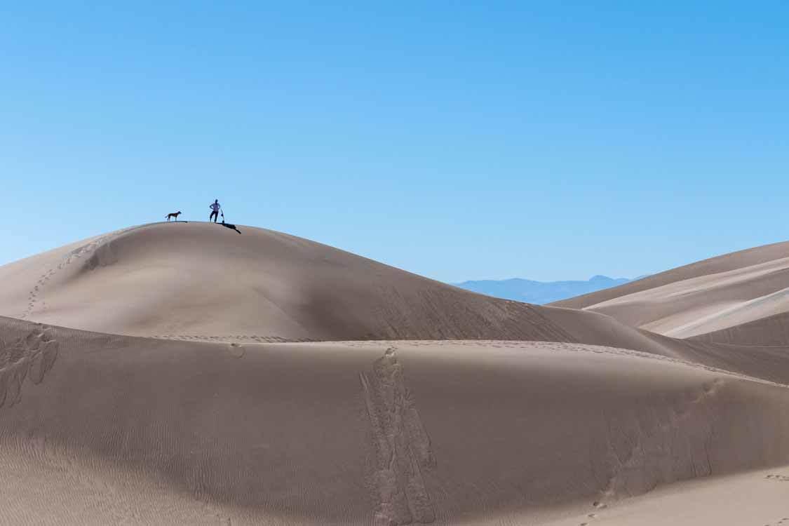 Star Dune Great Sand Dunes Park