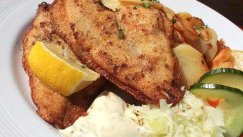 Icelandic Baked Fish Recipe