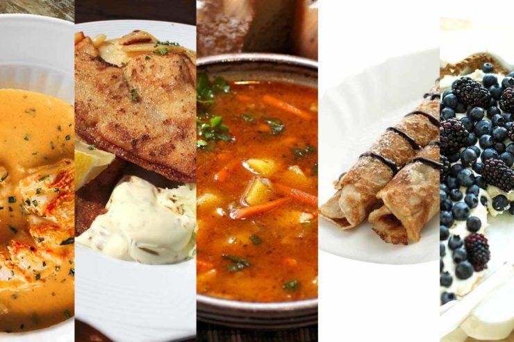 Icelandic Food Recipes