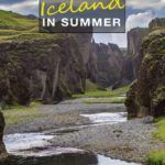 What To See In Iceland In Summer