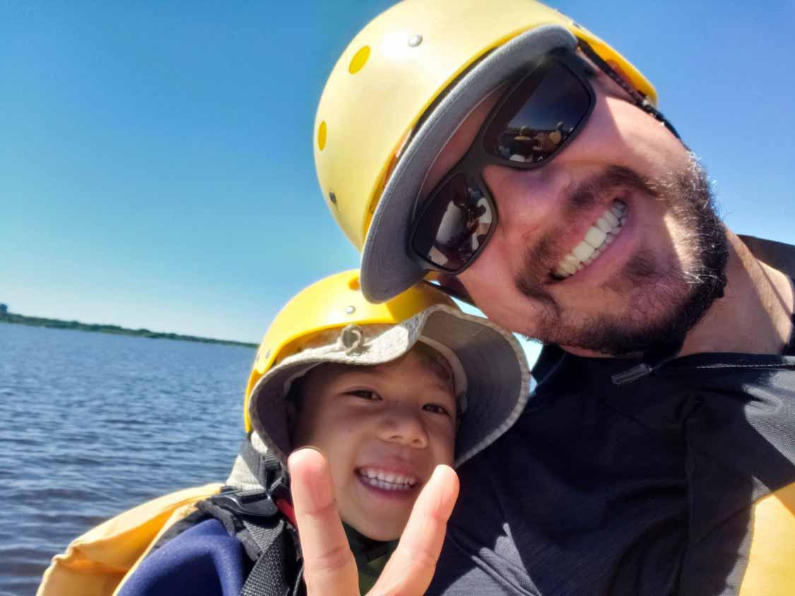 White Water Rafting With Kids In Ottawa Ontario