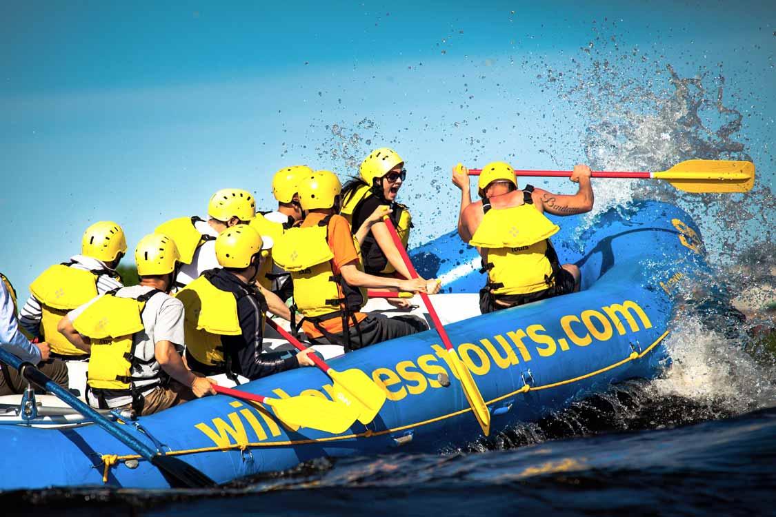 Whitewater Rafting In Ottawa Ontario