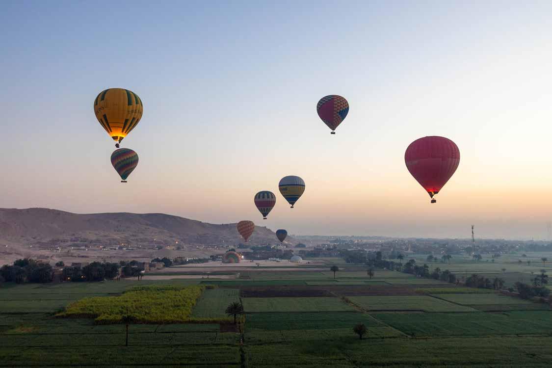 Luxor Hot Air Balloon Ride