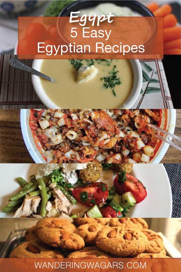 5 Easy Egyptian Food Recipes
