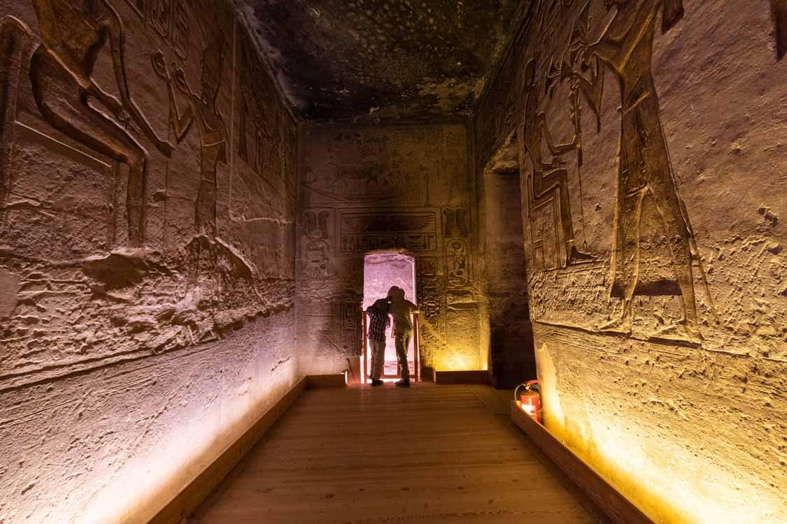 Family travel to Abu Simbel
