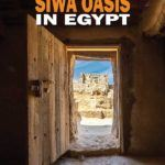 how to visit Siwa Oasis Egypt
