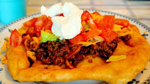 Frybread Taco Recipe