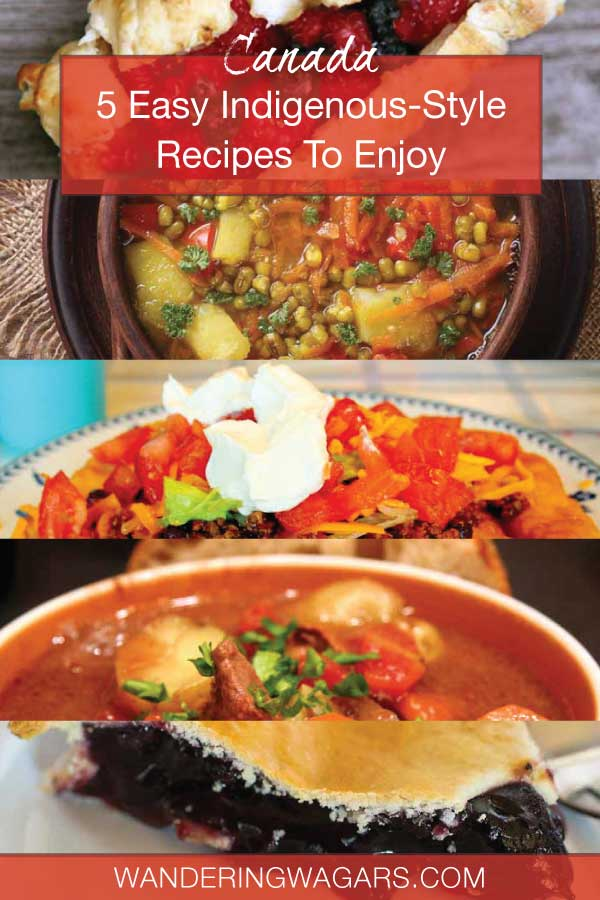 First Nations Indigenous Recipes