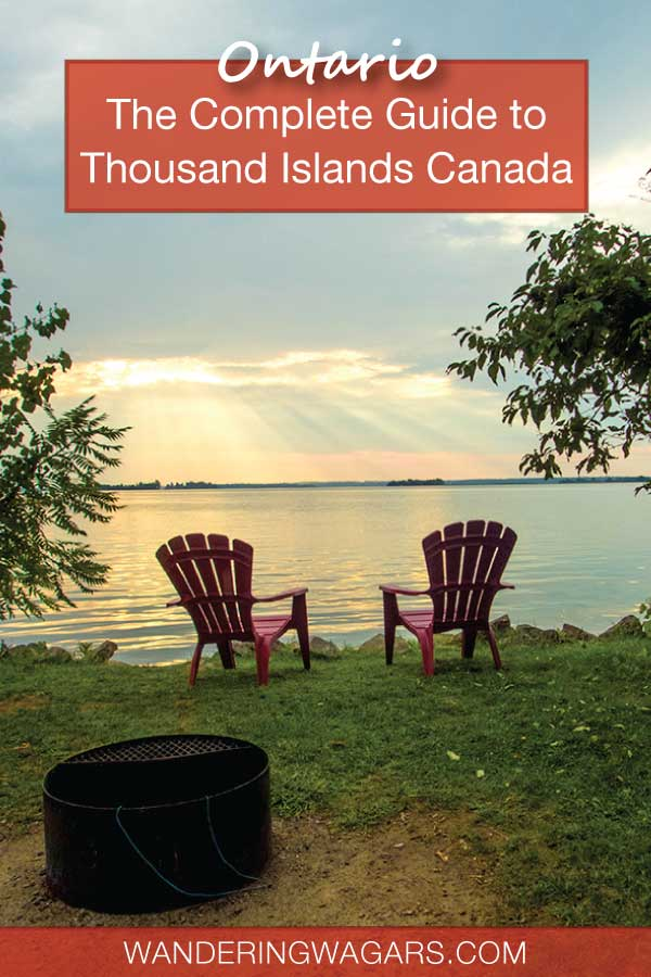 Thousand Islands Canada Guide