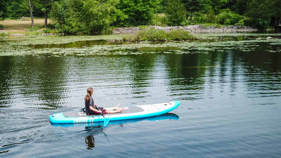 Bluefin Kayak attachment for SUP