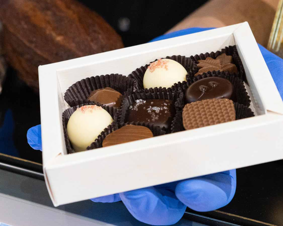 Perth Chocolate Works Belgian Chocolates