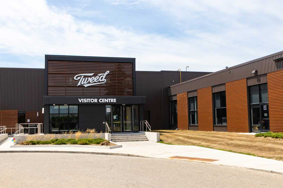 Tweed Visitors Centre in Smiths Falls