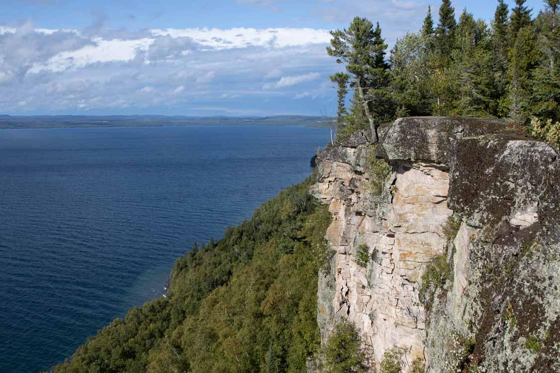 Lake Superior Views Sleeping Giant Provincial Park