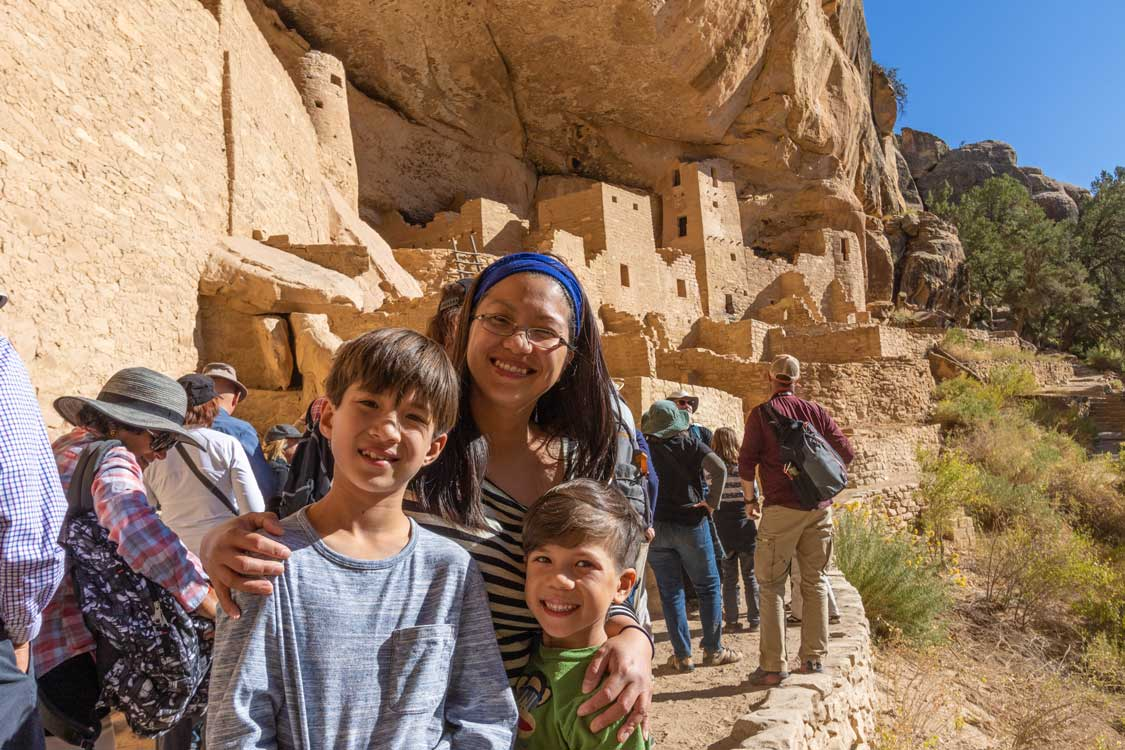 Exploring The Cliff Palace