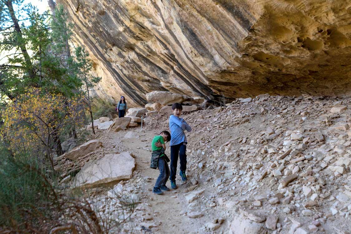 Mesa Verde National Park- camping and hiking